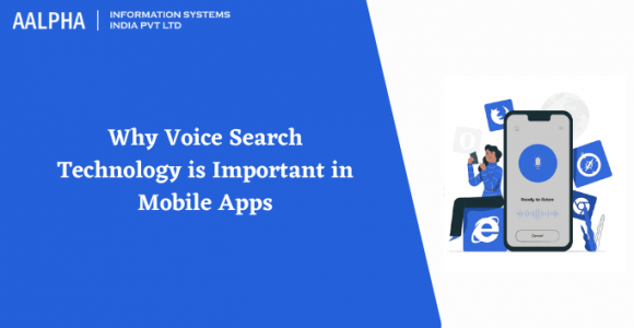 Why Voice Search Technology is Important in Mobile Apps