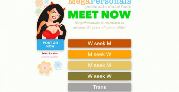 9 Best Sites like Megapersonals