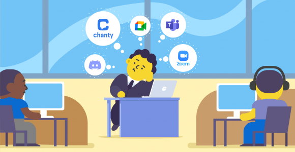 5 Video Calling Apps to Stay Connected With Your Team – Chanty