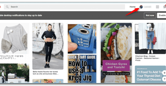 How To Make A Pinterest Board That Rocks
