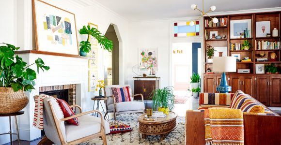 5 ways to cheer yourself up with interior decor