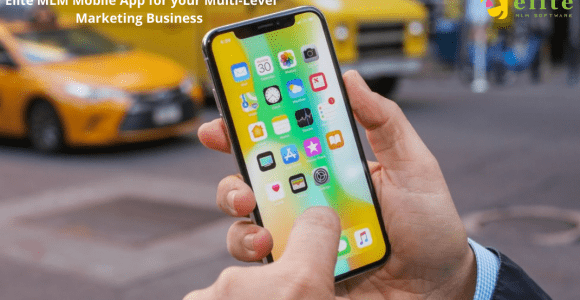 MLM Mobile App for your Multi-Level Marketing Business