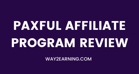 Paxful Affiliate Program (2021): Join, Invite And Earn Cash
