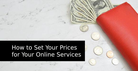 How to Set Your Prices for Your Online Services – Prospero Blog