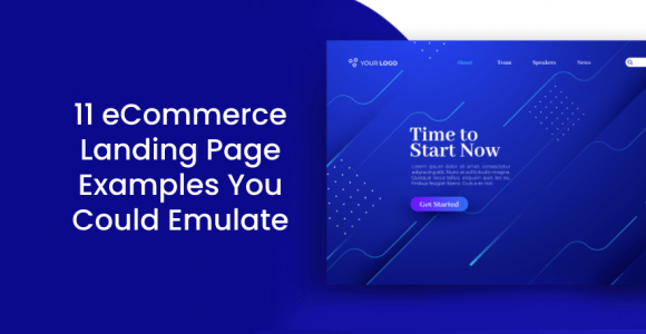 11 eCommerce Landing Page Examples You Could Emulate