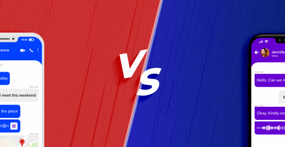 Kotlin vs.Java: Which Is The Better Option For Android Chat App Development?