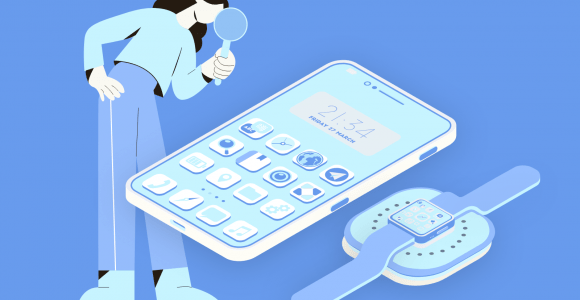Wearable App Development: Architectures, App Types, Business Opportunities [2021 Guide]