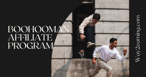 BoohooMAN Affiliate Program (2021): Promote Men's Products