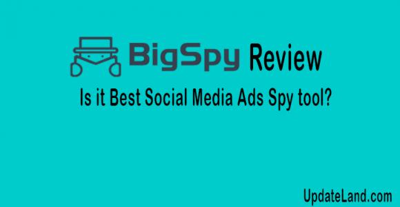 BigSpy Review: Is It Best Social Media Ads Spy Tool?