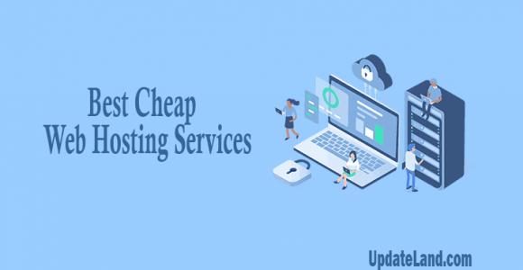 Best Cheap Web Hosting Services 2021