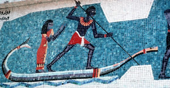 The undeniable influence of the ancient Egyptian mosaic art
