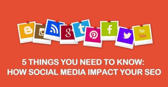 5 Things You Need To Know: How Social Media Impact Your SEO