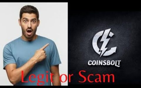 Coinsbolt Smart Contract Review- Is Coinsbolt Smart Contract Legit » Bulliscoming