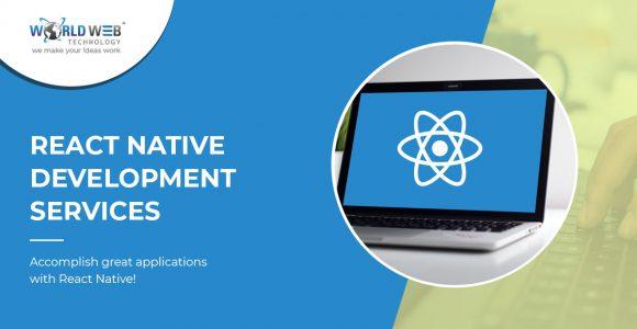 #1 React Native App Development Company in India | Top App Developers