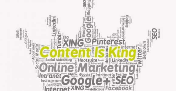 """How To Turn """"CONTENT MARKETING""""Into Success"""