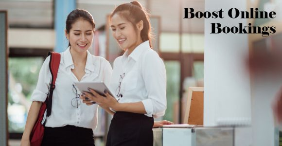 Boost Online Bookings in your business : 8 Ways | Salonist Blog