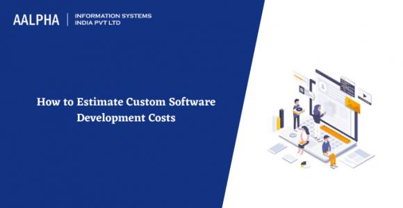 How to Estimate Custom Software Development Costs