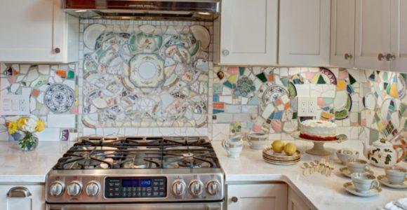 The superior quality of its majesty—kitchen mosaic backsplash