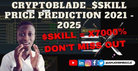 Cryptoblades Skill Price Predictions » Bulliscoming