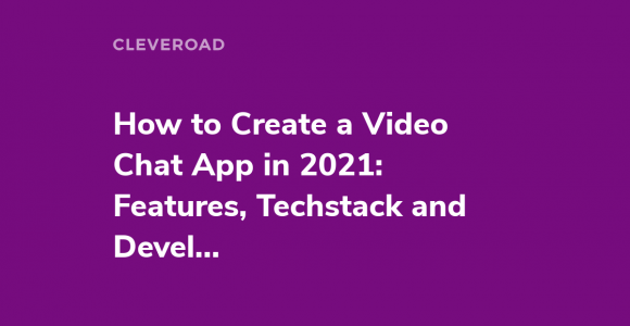 How to Create Video Chat App