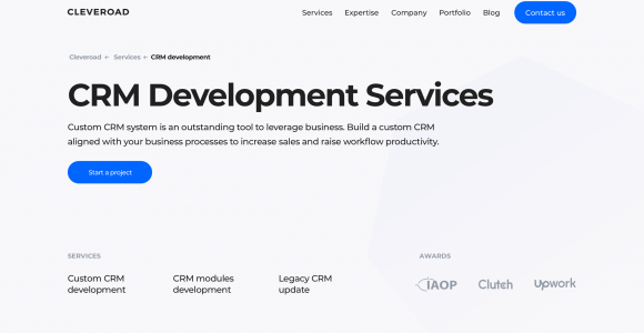 CRM development company to Digitize Workflows and Raise Profit
