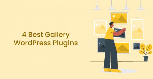 4 Best WordPress Gallery Plugins