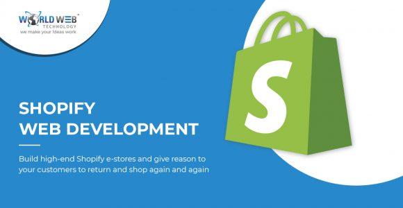 Shopify Development Services | Shopify Web Development Company in India & USA