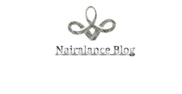 Nairalanceblog – Advocate of financial intelligence.