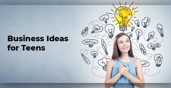 Simple business ideas for teens and young entrepreneurs.