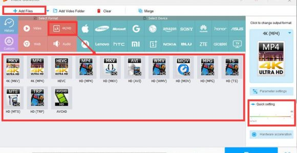 How to convert SD to HD with best video converter