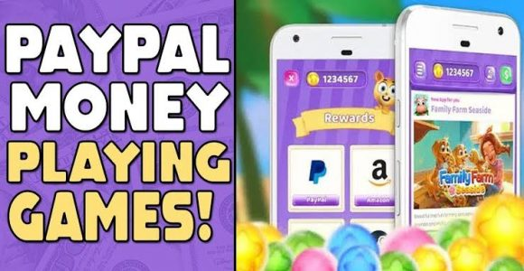 Amazing apps and games for Paypal money