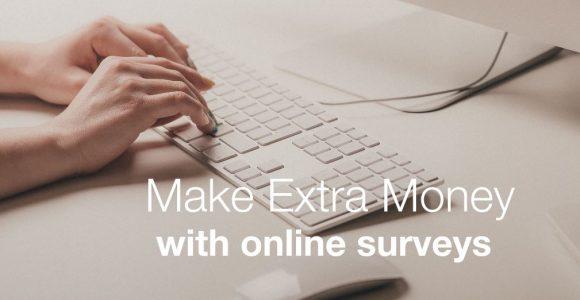 Best online surveys for making money (easy)
