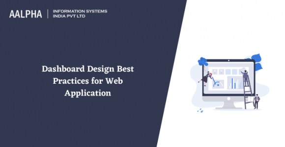 Dashboard Design Best Practices for Web Application