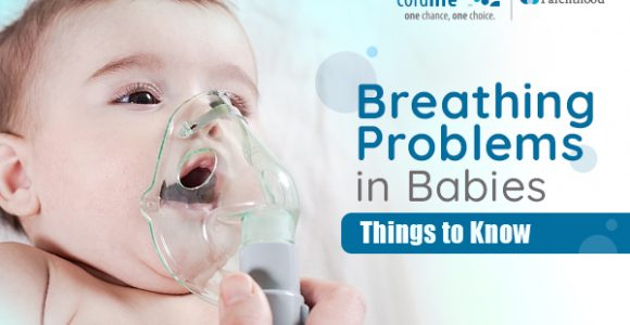 Breathing Problems in Babies -Things to Know
