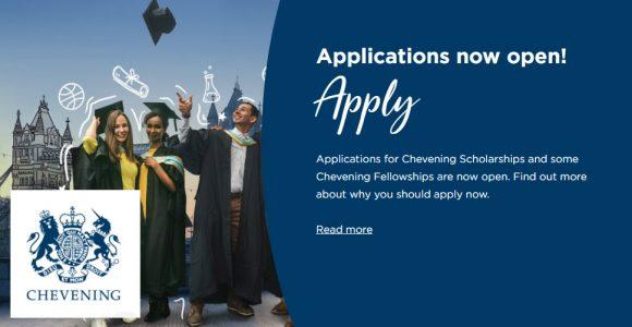 Chevening Scholarship 2022 – 2023: Application & Deadline – Work Access Permit