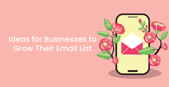 Ideas for Businesses to Grow Their Email List – Poptin blog