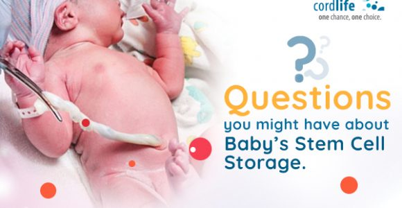 Questions You Might Have About Baby Stem Cell Storage