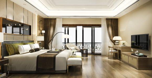 Top 6 Interior Design Principles for a Good Bedroom Design | GetSetHappy