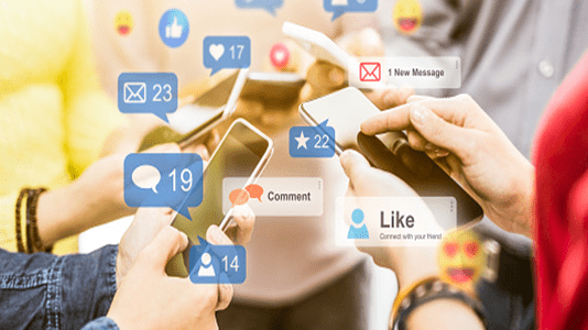 Technical World: The Impact of Social Media on Youth