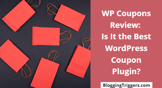 WP Coupons Review: Great Coupon Plugin for Affiliate Marketers