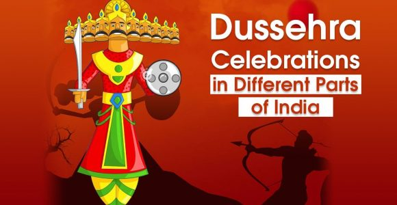 Dussehra Celebrations in Different Parts of India – North, South, East & West India |