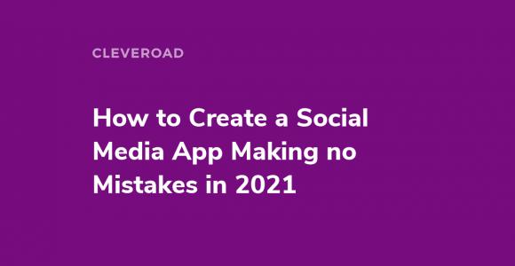 Build a Social Media App
