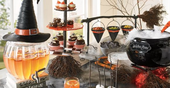 Classy or eclectic Halloween decor—Discover your dream decor style for the upcoming witchy holiday