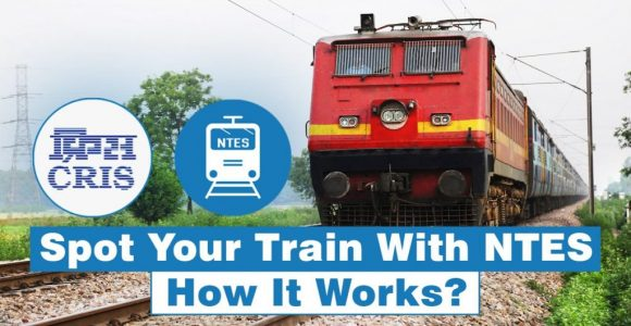 Spot Your Train Online with NTES: How It Works?