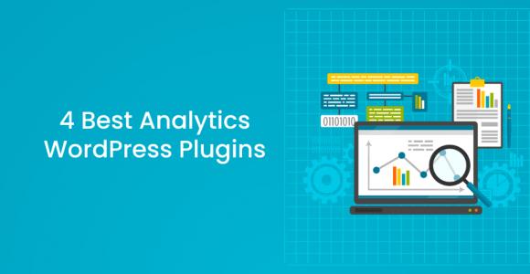 4 Best Analytics WordPress Plugins